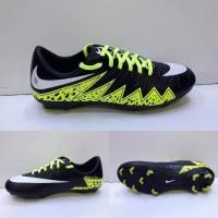 Sepatu Bola - Nike Hypervenom Black White Yellow - GO