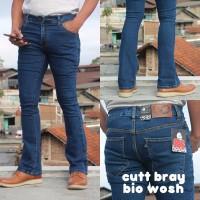 SALE CELANA LIMITED jeans cutbray man 01 jeans pria wanita remaja
