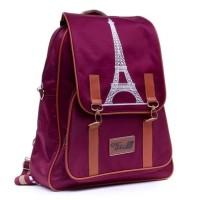 Ready Tas Backpack / Ransel Kasual Wanita - TYS 0831 Merk Garucci