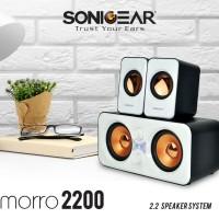 Sonicgear Speaker Morro 2200