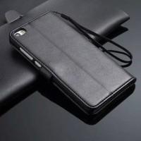 Xiaomi Mi5 Mi 5 Elegant Retro Flip Leather Case Cover Dompet Armor