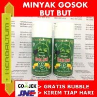 Minyak But But (Minyak Herba Jawi 99) Minyak Gosok Herbal Butbut