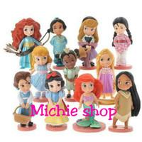 Figure Disney Princess 11pcs