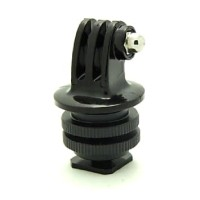 [AS]Foray M-CG Tripod Screw Flash Shoe Mount Adapter for GoPro