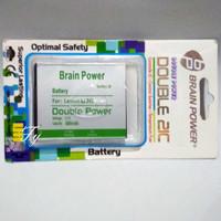Baterai hp Lenovo a6000/BL 242/brain power