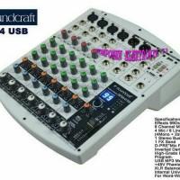 Mixer Audio soundcraft EFX8 EFX 8 Murah