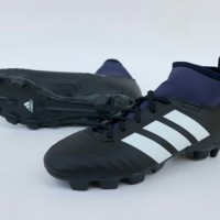sepatu sepak bola anak adidas predator high hitam