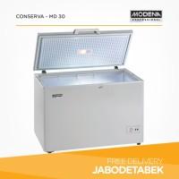 Chest Freezer MODENA 300 Liter CONSERVA - MD 30 (200 watt)