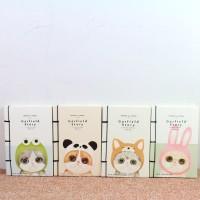 Garfield Story Plain Notebook A6 / Buku Tulis / Buku Catatan