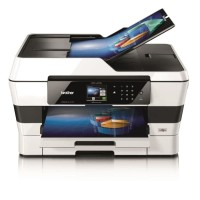 Printer Brother A3 Wireless MFC-J3720 (incl tabung kosong+tinta korea)