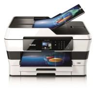Printer Brother A3 Wireless MFC-J3720 (incl tabung kosong+tinta korea)