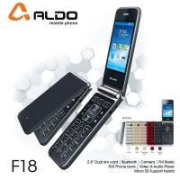 HP ALDO F18 FLIP - SLIM DAN ELEGANT