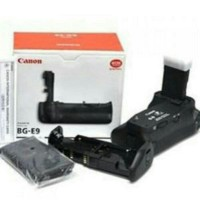 Battery Grip Canon BG-E9 untuk kamera canon eos 60d Limited
