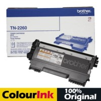 Brother Toner Black TN-2260 for Printer HL-2240D HL-2270DW Original