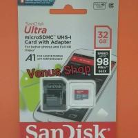 Original Sandisk Murah Micro SD 32GB 98MBPS ORI Berkualitas Class 10