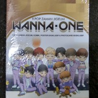 Buku K Pop Zaman Jigeum Wanna One