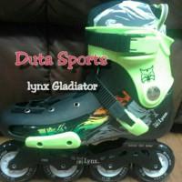Ready Sepatu Roda Inline Skate LYNX GLADIATOR Urban Inline Skate Berk