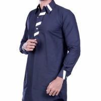 promo murah Mode India Busana Muslim Pria Baju Koko Pria Baju Gamis P