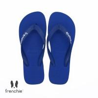FRENCHIE Sandal Jepit Pria Navy Blue BOLD SBO03