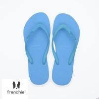 FRENCHIE Sandal Jepit All Light Blue SSL06