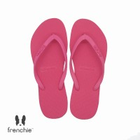 FRENCHIE Sandal Jepit All Pink SSL01