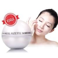 Moel Rizette Whitening Cream Plus 50 gram (OPEN RESELLER & DROPSHIP) g
