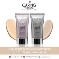 Caring By Biokos Timeless Illuminate BB Cream Medium make up murah