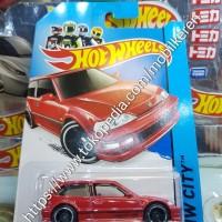 Hot Wheels - Night burnerz - 1990 Honda Civic EF