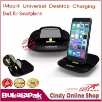 IMobi4 Universal Desktop Charging Dock for Smartphone BEST CHARGER