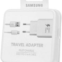 Charger Original 100% Samsung S8 / Galaxy A 2017 USB Tipe C Type C