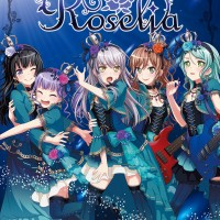 BanG Dream! Official Band Score: Roselia [Rittor Music]