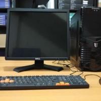 CPU PC RAKITAN CORE i5 MURAH Lengkap Siap Pakai Anti ngelex