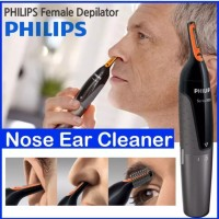 Philips Nose, Ear, & Eyebrow Trimmer NT3160 Original/ PHILIPS NT 3160