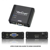 ATEN VC180 VGA/AUDIO TO HDMI CONVERTER