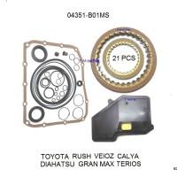 TERIOS VELOZ RUSH CALYA MATIC TRANSMISI REPAIR KIT 04351-B01MS