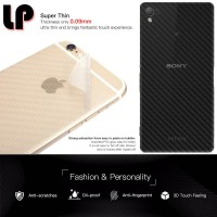 LP Carbon Back Protector Sony Xperia Z3 - Z3 Dual Anti Gores Belakang
