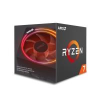 AMD Ryzen 7 Pinnacle Ridge 2700X 3.7Ghz Up To 4.3Ghz Cache 16MB AM4