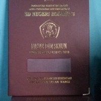 Harga Map Ijazah Travelbon.com