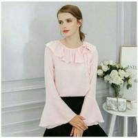 jual pakaian online wanita termurah Hanani blouse