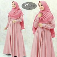 baju muslim wanita ganis wanita modern gamis undangan gamis formal