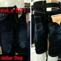 Celana Pendek Levis 501 Original Jeans Import Celana Pendek Pria