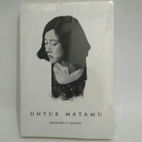 Buku UNTUK MATAMU - Kharisma P. Lanang
