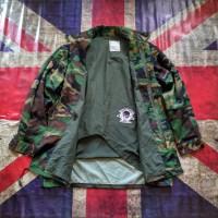 M65 jaket not schott avirex og107 parka camo woodland