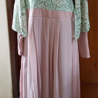 dress brokat maxi baju blouse tunik maxy gamis busana muslim