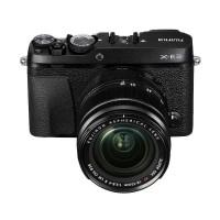 Harga kredit fujifilm x e3 with 18 55mm kamera mirrorless proses 3 | Pembandingharga.com