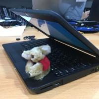 Laptop bekas murah lenovo thinkpad x130e core i3 hdd 320gb ram 4gb