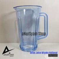 Gelas Juice Blender Miyako National / Gelas Jus Miyako