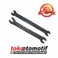 Open End Wrench 2pcs