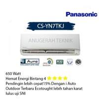 AC SPLIT PANASONIC 3/4 PK 3/4PK R32 LOKAL NON INVERTER - YN7TKJ