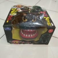 Mainan Anak Board Game Godzilla Teeth Murmer